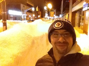 "Amro, 5'9"", Moncton NB Snow Bank 5' 8"""